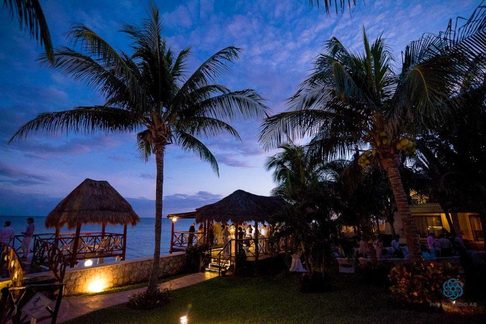 Azul Beach Riviera Cancun Wedding