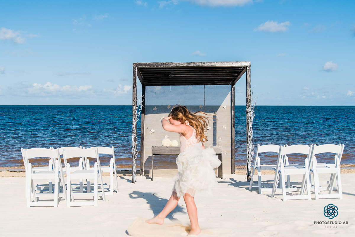 Wedding S And P Moon Palace Cancun